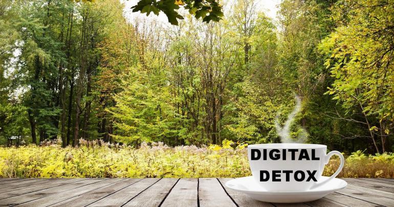 Burnout kezelése – digitális detoxikáló