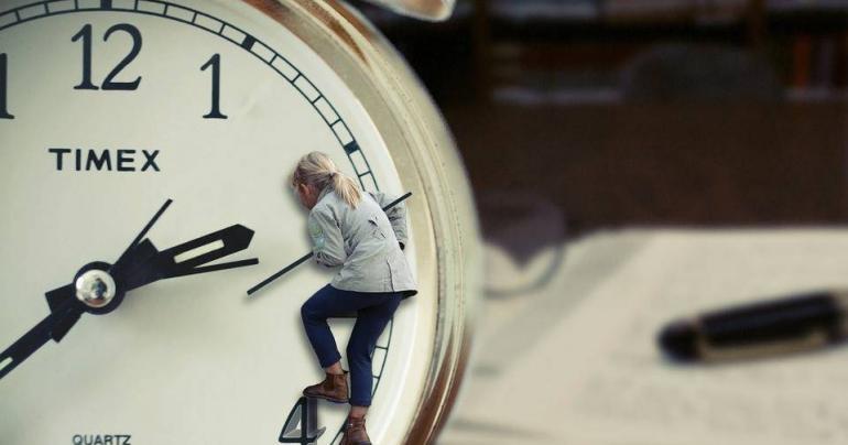 Időgazdálkodás – minden nap, avagy: hány órából áll egy napod?